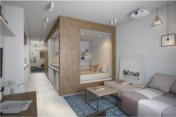 Ремонт квартиры по дизайн проекту под ключ недорого - 9