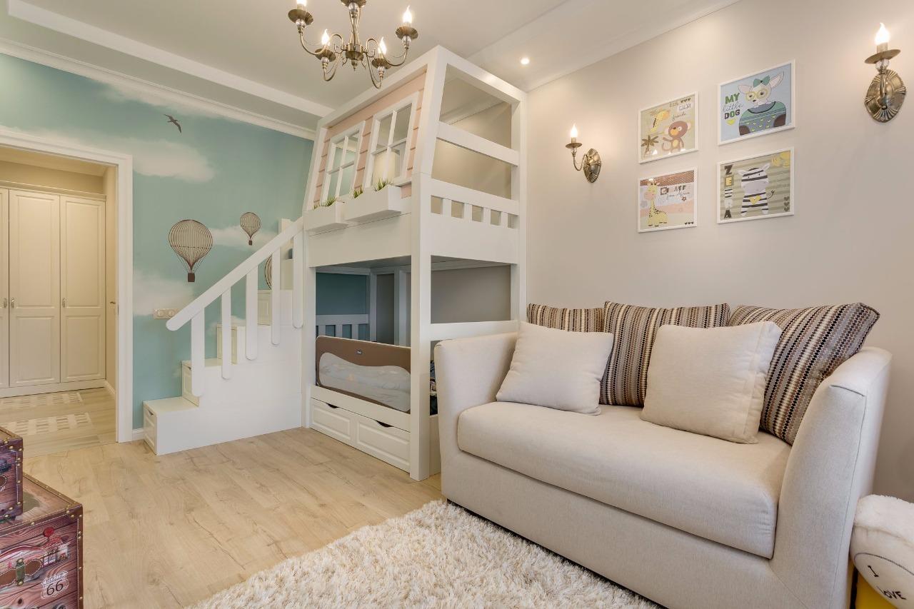 Ремонт детской комнаты в Сочи
