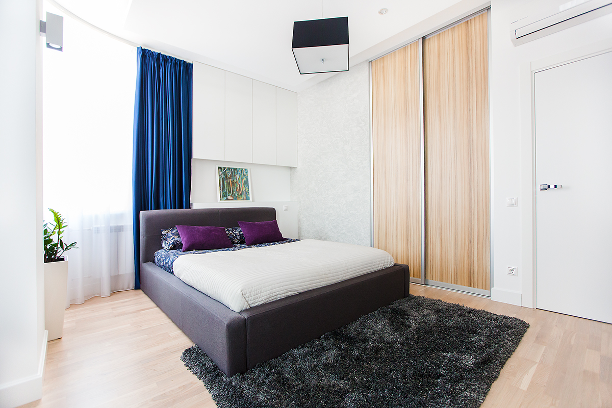 Ремонт спальни в Сочи