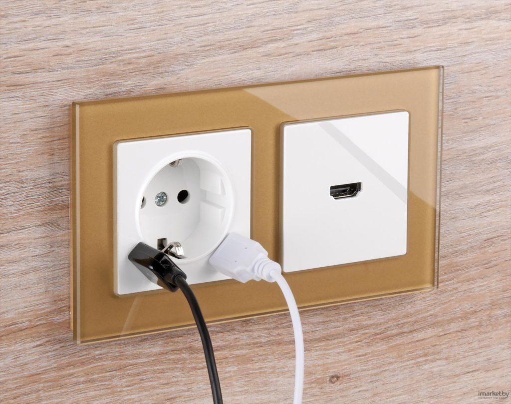 Электрические выключатели и розетки, виды и варианты применения