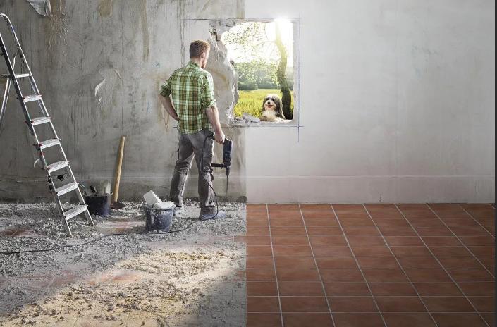 Этапы ремонта квартир в Сочи